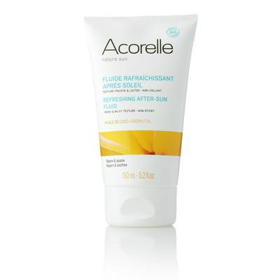 Refreshing after-sun fluid - ACORELLE - Sun