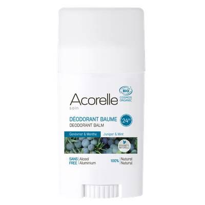 Deodorant Balm Juniper & Mint - ACORELLE - Hygiene
