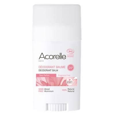 Deodorant Balm Fragrance Free - ACORELLE - Hygiene
