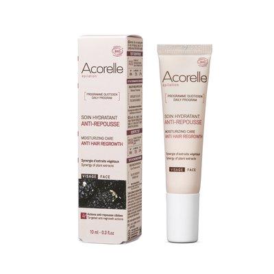 Soin hydratant anti repousse visage - ACORELLE - Visage
