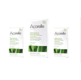Hair removal strips - ACORELLE - Hygiene