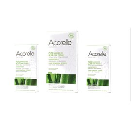 Hair removal strips - ACORELLE - Hygiene