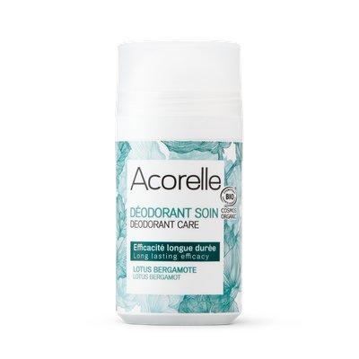 DéODORANT ROLL ON BIO LOTUS BERGAMOTE - ACORELLE - Hygiène