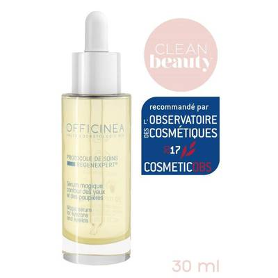 Anti-puffiness eye-contour serum - OFFICINEA - Face