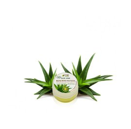 Nourishing lip balm Aloe Vera - MKL Green Nature - Face