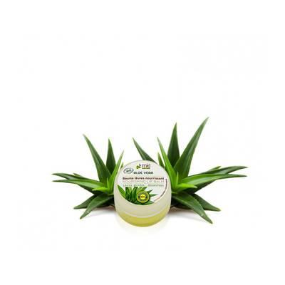 Baume lèvres nourrissant Aloe Vera - MKL Green Nature - Visage