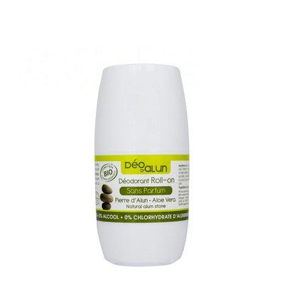 Déo d'Alun sans parfum - MKL Green Nature - Hygiène