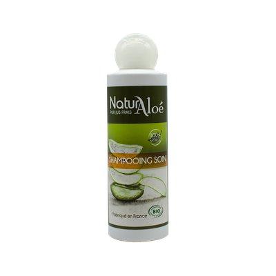Shampooing Soin à l'aloe vera - NaturAloe - Cheveux