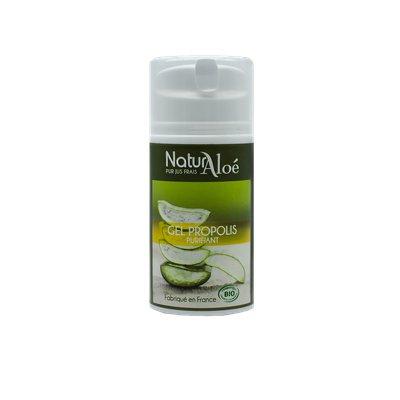 Gel Propolis Purifiant à l'aloe vera - NaturAloe - Santé - Visage