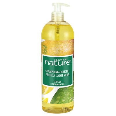Shampoo and shower gel - Boutique Nature - Hygiene - Hair - Body