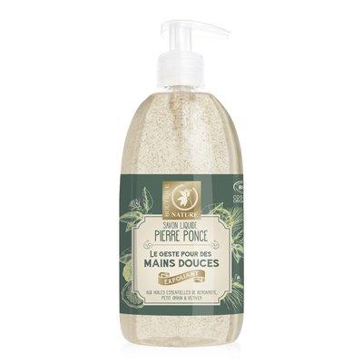 Savon liquide Pierre Ponce - Boutique Nature - Hygiène - Corps