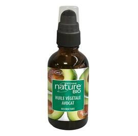 Huile végétale  avocat - Boutique Nature - Massage et détente