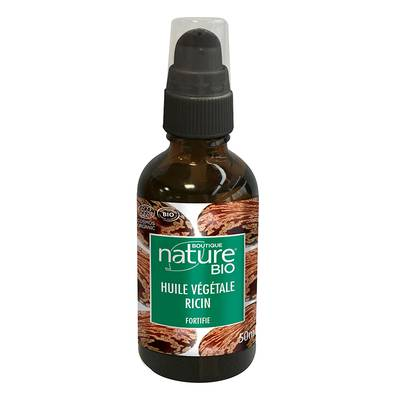 Ricin oil - Boutique Nature - Massage and relaxation