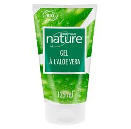 Gel à l'Aloe vera - Boutique Nature - Corps