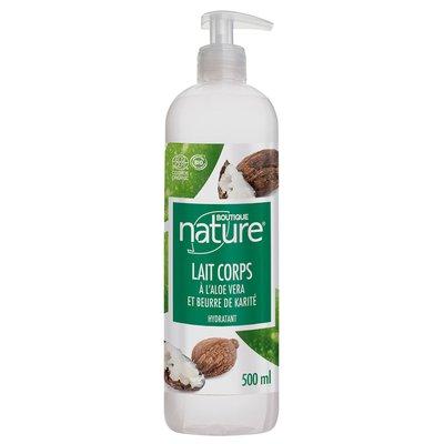 Body milk - Boutique Nature - Health - Body