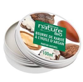 Beurre de karité argan - Boutique Nature - Corps
