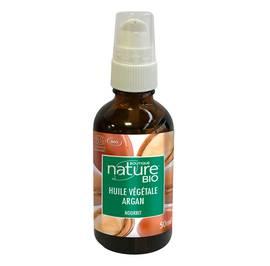 Huile végétale Argan - Boutique Nature - Corps