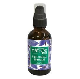 Huile végétale Bourrache - Boutique Nature - Massage et détente