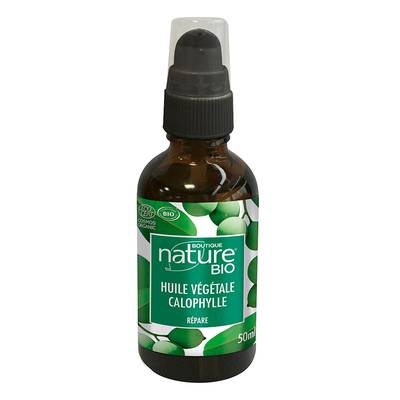 Calophylle oil - Boutique Nature - Massage and relaxation