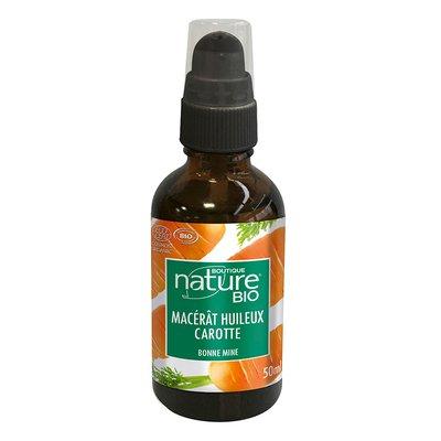 Macérât Huileux de carotte - Boutique Nature - Massage et détente
