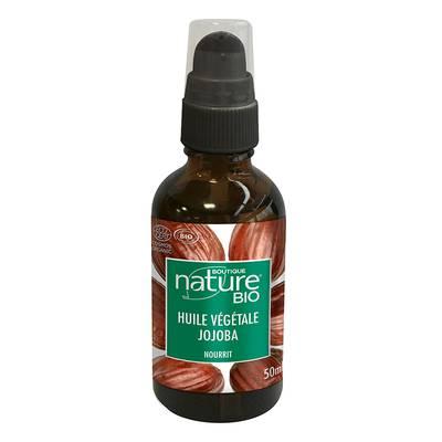 Huile végétale jojoba - Boutique Nature - Massage et détente