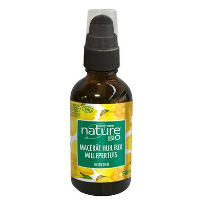 St. John's Wort - Boutique Nature - Health - Massage and relaxation - Body