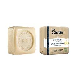 Natural and organic Donkey Milk Soap - La Corvette - Face - Hygiene - Body