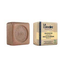 Natural and organic Argan oil soap - La Corvette - Face - Hygiene - Body