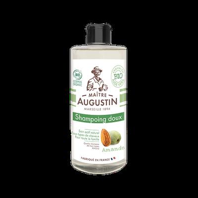 Shampoing Doux Amande - Maître Augustin - Cheveux