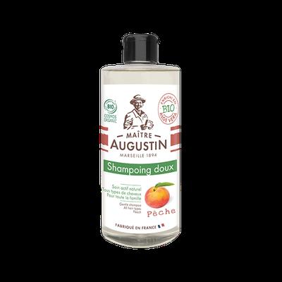 Shampoing Doux Pêche - Maître Augustin - Cheveux