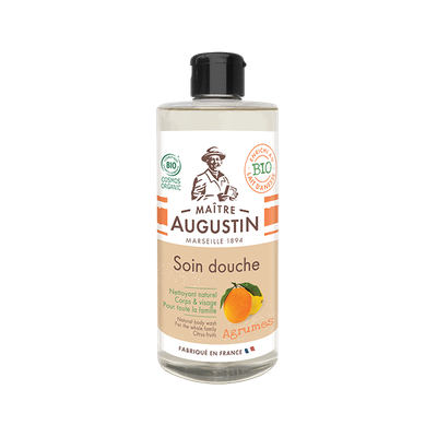 Soin Douche Agrumes - Maître Augustin - Hygiene