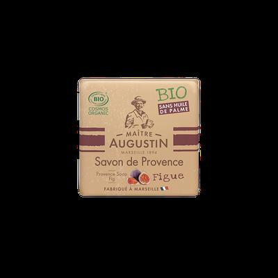 Savon de Provence Figue - Maître Augustin - Hygiène