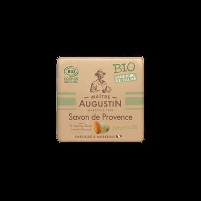 Savon de Provence Amande - Maître Augustin - Hygiène