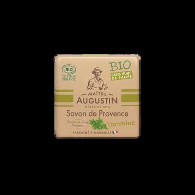 Savon de Provence Verveine - Maître Augustin - Hygiène