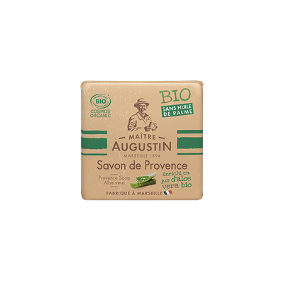 Savon de Provence Aloe Vera - Maître Augustin - Hygiène