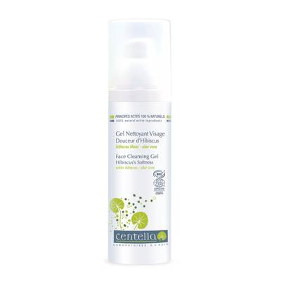 Face Cleansing gel Hibiscus (all skin type) - Centella - Face