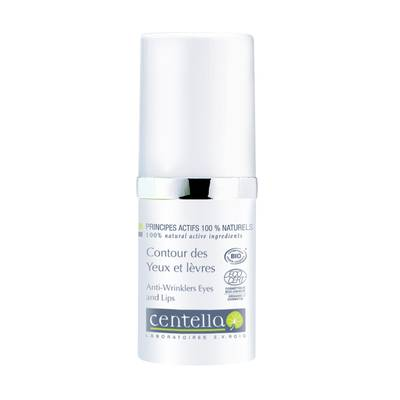 Anti-Wrinkle Eyes and Lips - Centella - Face