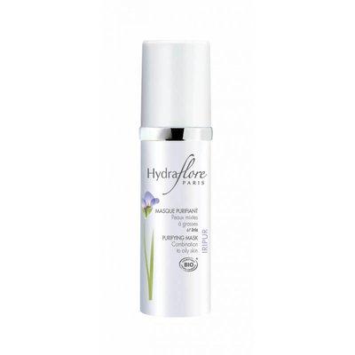 Masque Purifiant - Peaux Mixtes à Grasses - Hydraflore - Visage