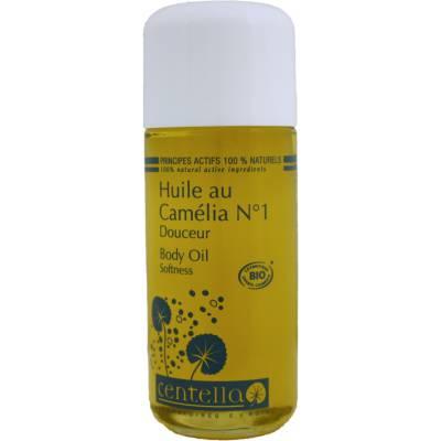 Huile Douceur Camélia n°1 - Centella - Corps