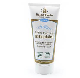 image produit Thermal cream