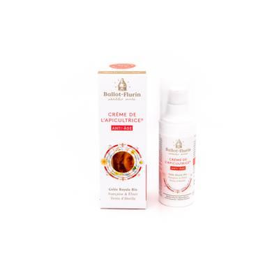 Crème de l'Apicultrice® peau sensible - BALLOT-FLURIN - Visage