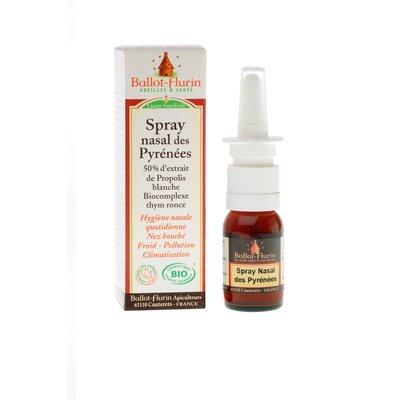 Spray nasal des Pyrénées - BALLOT-FLURIN - Santé