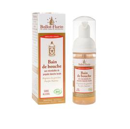 Bain de bouche aux microbulles de propolis blanche locale - BALLOT-FLURIN - Hygiène
