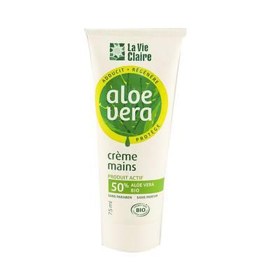 Crème visage à l'Aloe vera - LA VIE CLAIRE - Face