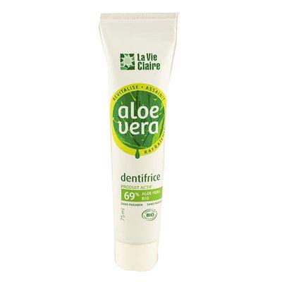 Dentifrice à l'Aloe vera - LA VIE CLAIRE - Hygiène