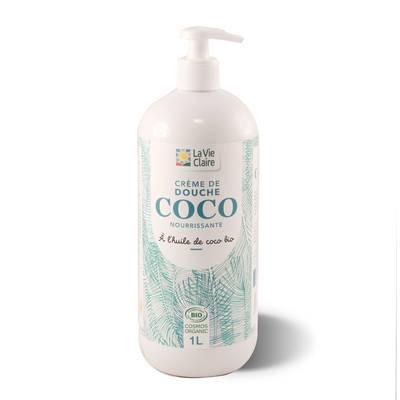 Crème de douche coco - LA VIE CLAIRE - Hygiene