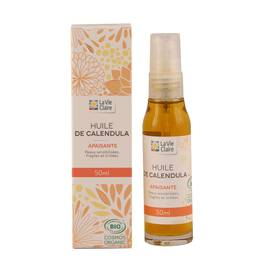 Huile de calendula - LA VIE CLAIRE - Massage and relaxation