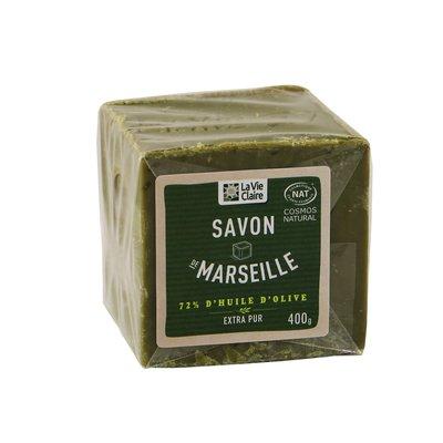 Savon de Marseille huile d'olive - LA VIE CLAIRE - Hygiène