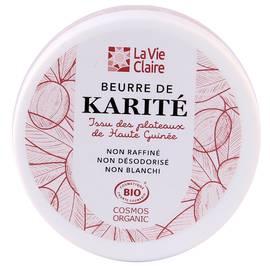 Beurre de karité - LA VIE CLAIRE - Corps