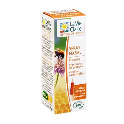 Spray nasal à la propolis - LA VIE CLAIRE